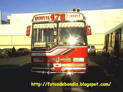 1985 178 - 5 MB OHL 1320 Carroceria Galicia Arg.