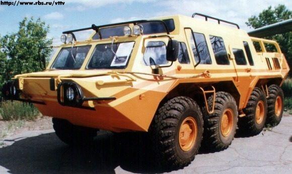 1990 GAZ bus01 59037A