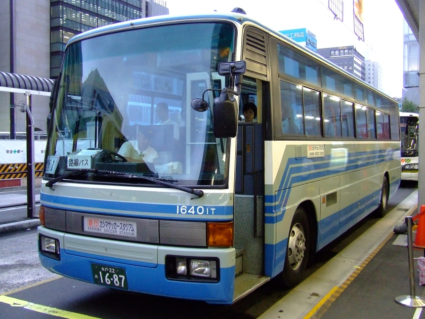 1991 Mitsubishi Fuso Kantetsubus-kashima-1640it-20070923