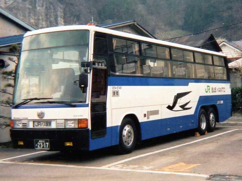 1992 Mitsubishi Fuso S654-87481-P-MU525TA-kai