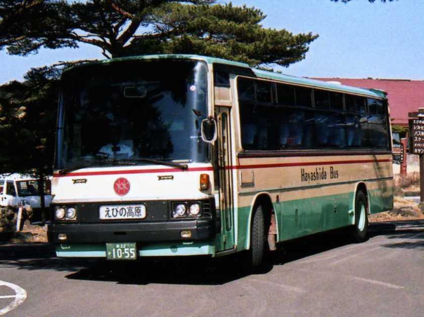 1994 Mitsubischi Fuso K-MS615S-Hayashida