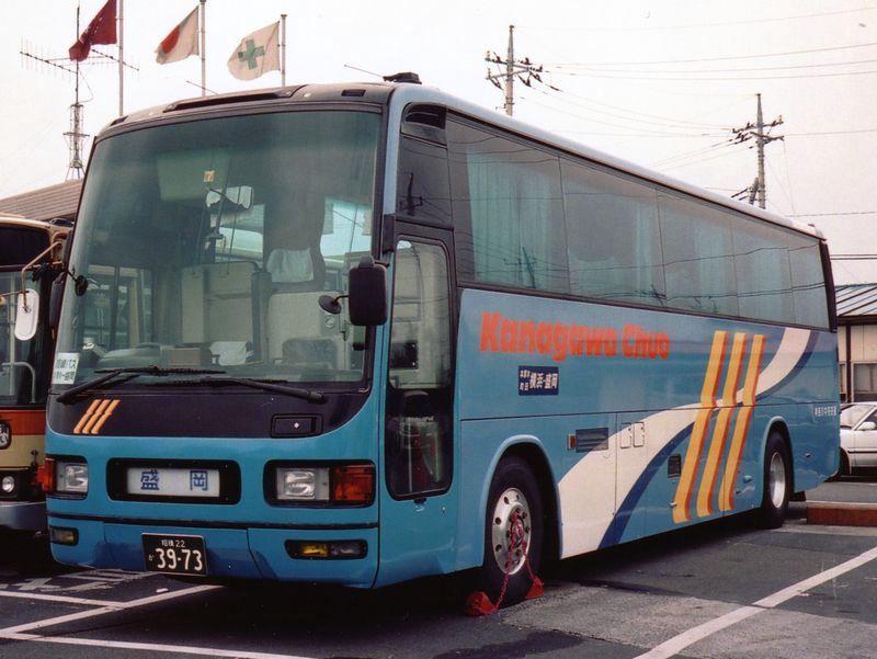 1996 Mitsubishi Fuso P-MS729SA-Kanachu-A701
