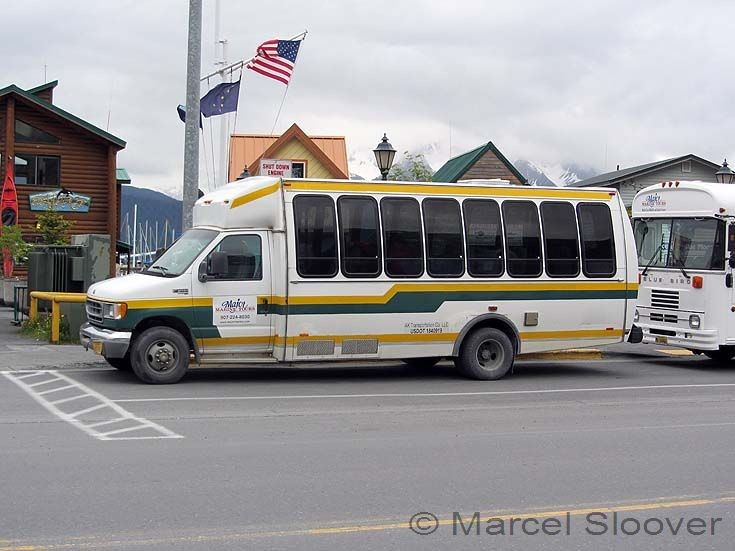 1999 Ford E-Super Duty bus