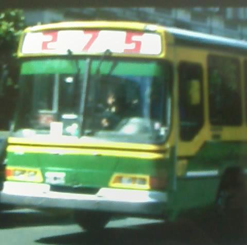 1999 Mercedes Benz OHL 1621 - Galicia - Fuerte Barragan