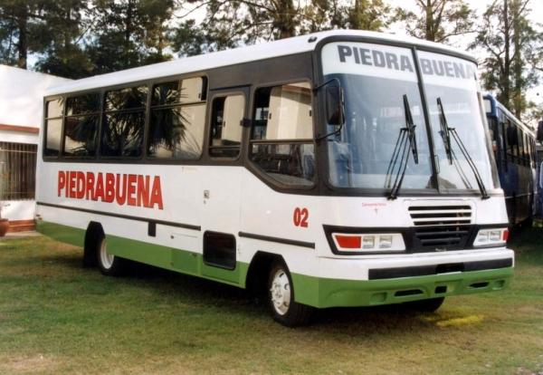 2000 VW 8140 OD Galicia Chaval Turismo
