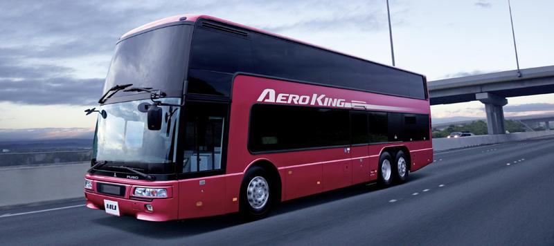 2003 Fuso Aero DD