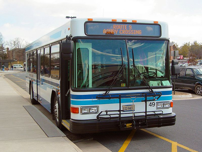 2004 Gillig Low Floor advantage