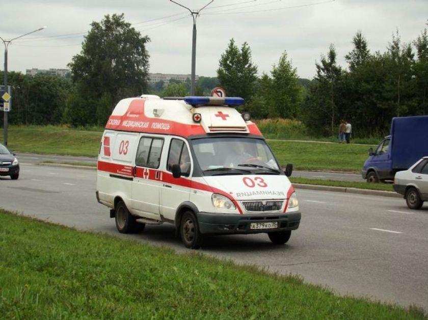 2005 Ambulance GAZ 2705 Ambulance Rus