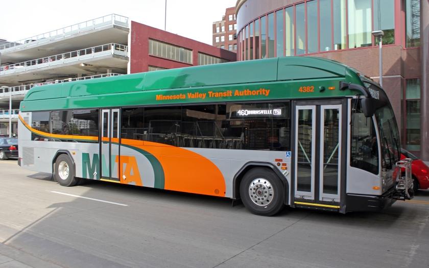 2007 MVTA Gillig Bus