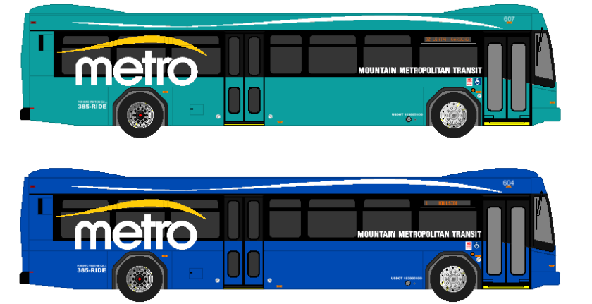 2009 A pair of Gillig BRT buses by Sean9118