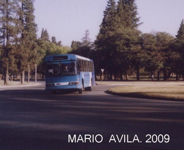 2009 MERCEDES-BENZ OH 1621 L Galicia