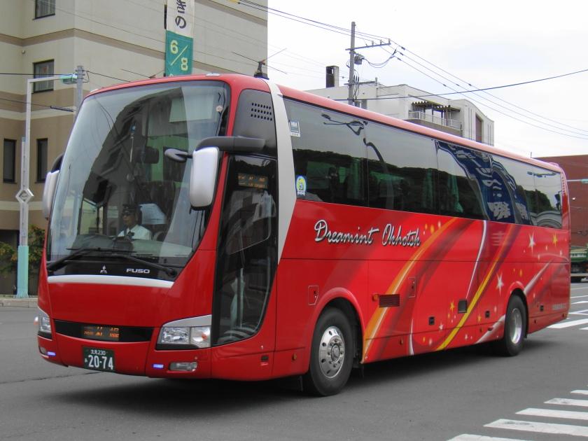 2012 Mitsubishi Fuso Kitami bus Ki230A 2074
