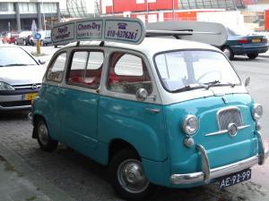 Fiat Multipla 1960 4d
