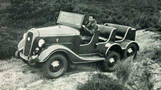 1935 DAF