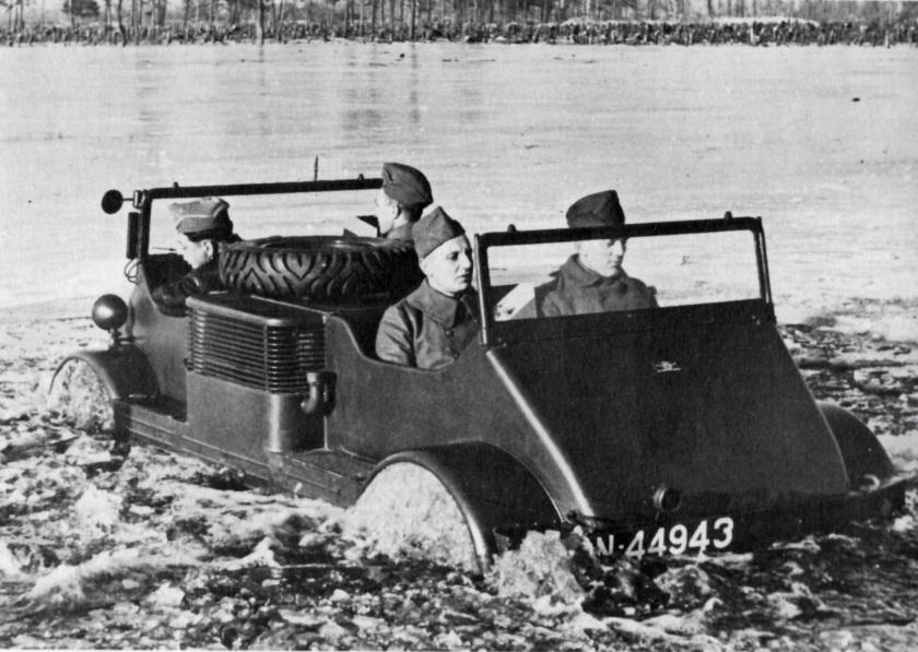1939 DAF Amphibie