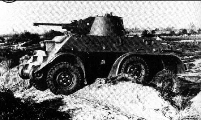 1939 M39 Pantserwagen