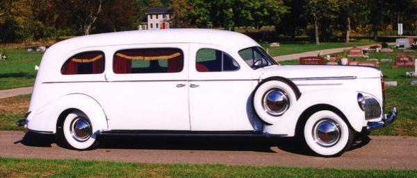 1940 Studebaker Hearse