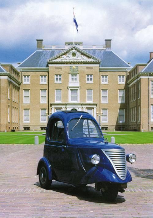 1942 Daf 26 500
