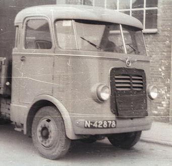 1946 DAF Conam
