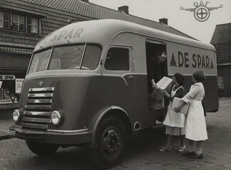 1948 DAF 7 STREPER DE SPAR