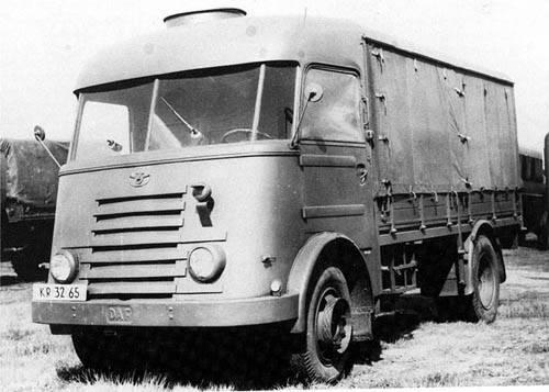 1948 DAF 7streper 1