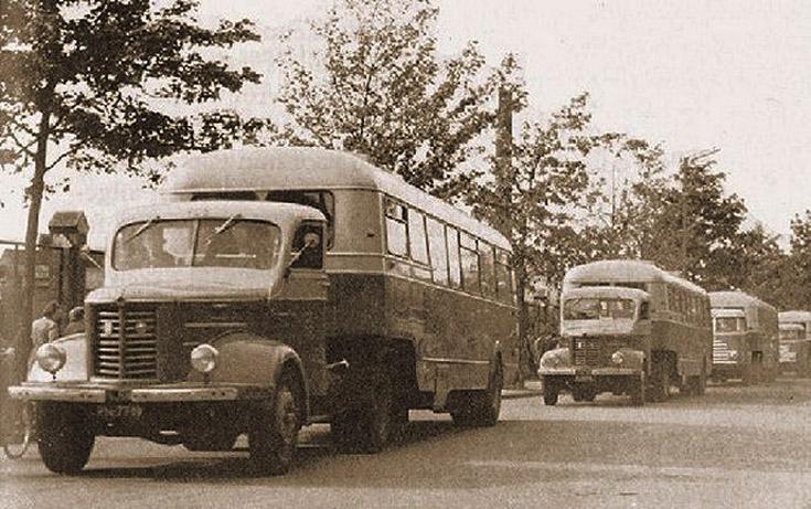 1948 DAF Opleggerbussen