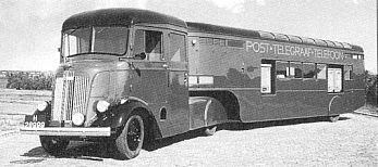 1948 DAF Postkantoor