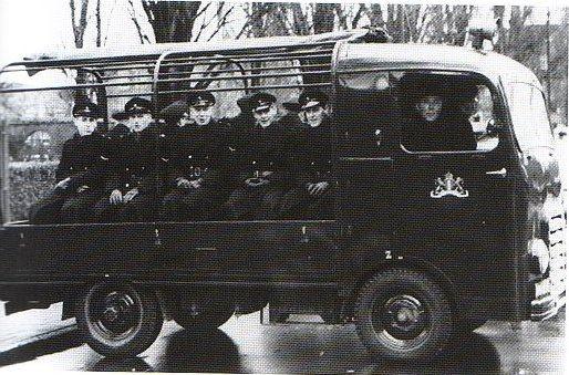 1949 DAF A10 manschappenwagen