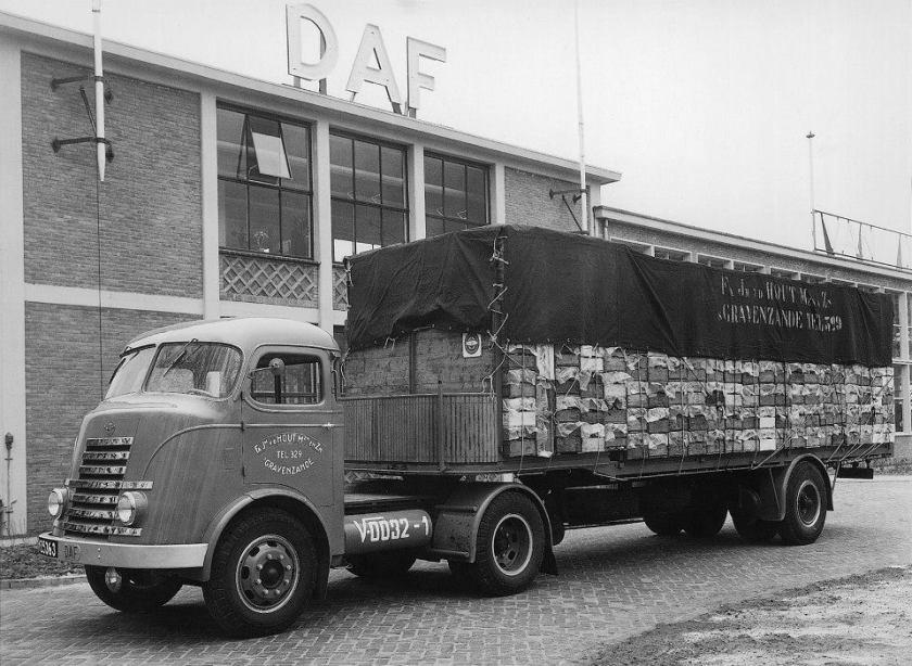 1949 DAF Truck Fa v d Hout