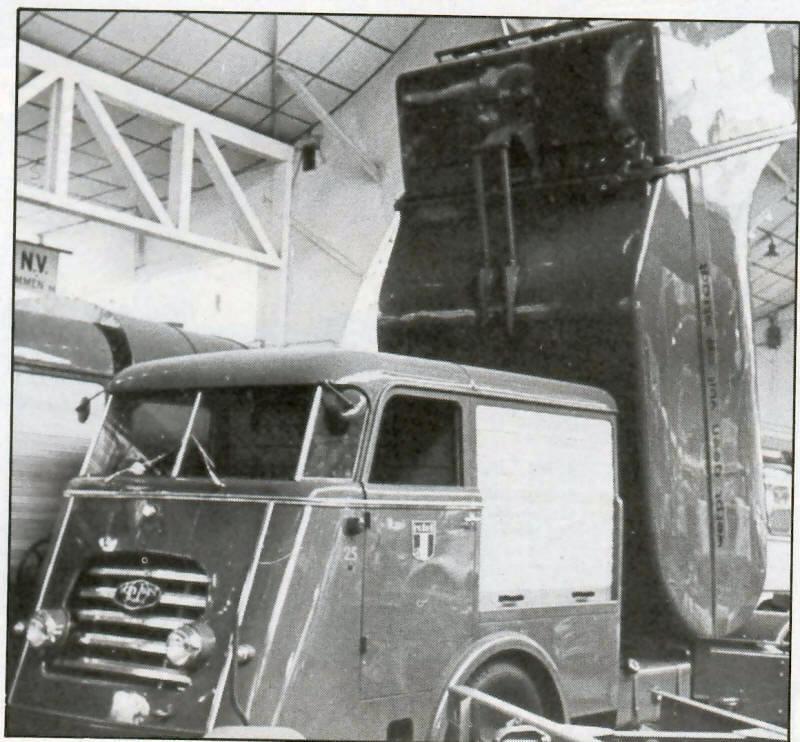 1949 DAF Vuilniswagen