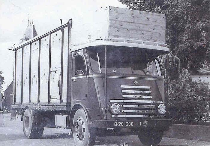 1949 DAF Zeven streep B-28600
