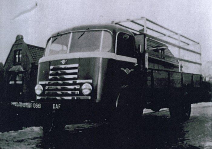 1949 DAF Zevenstreper B-13661A