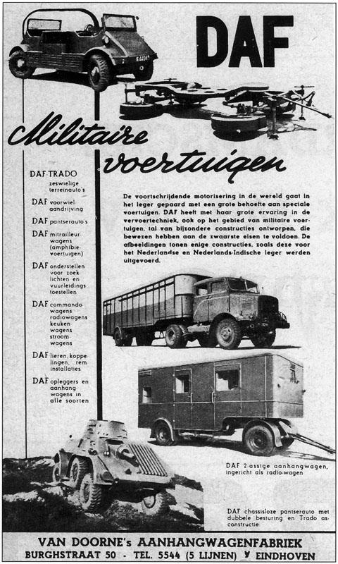 1950 05 Adv DAF