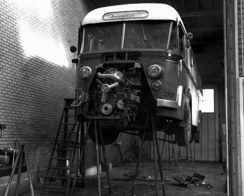 1950 DAF 2700 Verheul 2737 NBM