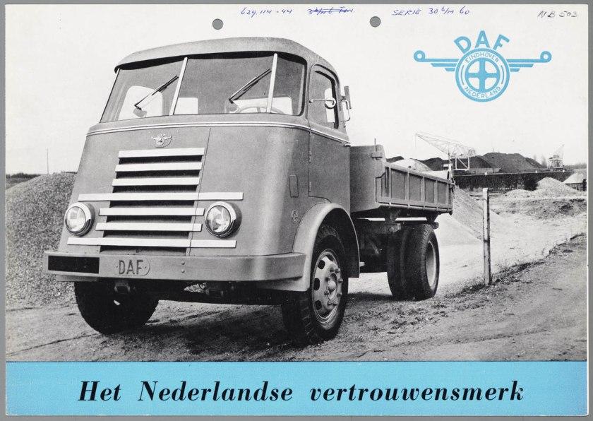 1950 DAF 30-50-60 a