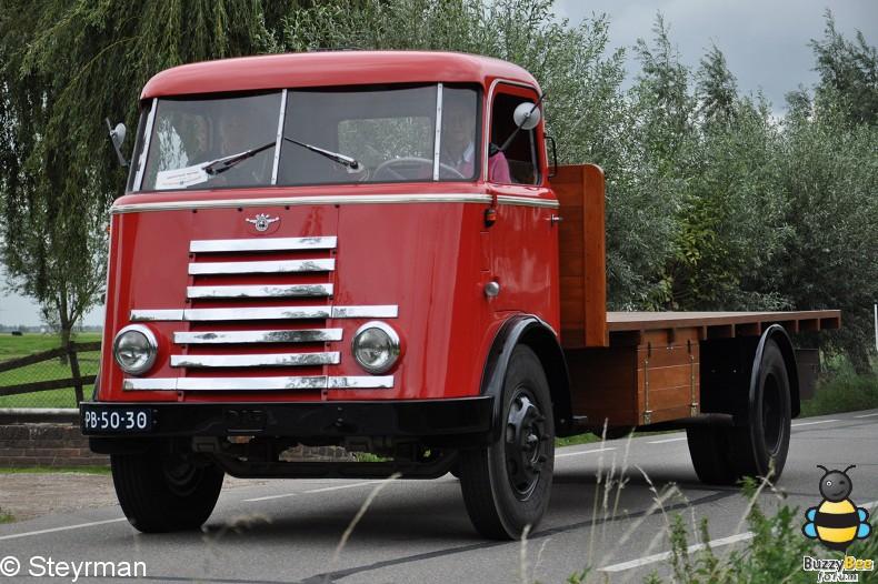 1950 DAF 7 streep