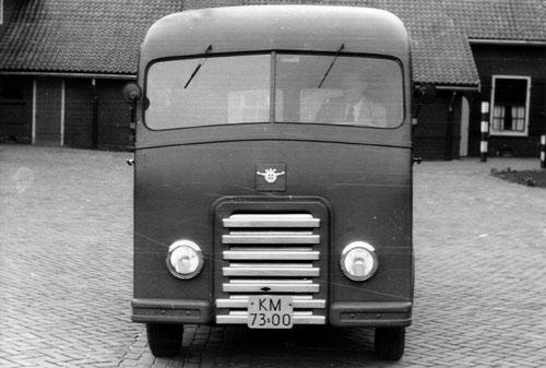 1950 DAF A 10 1