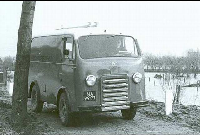 1950 DAF A 10 PTT NA-99-77