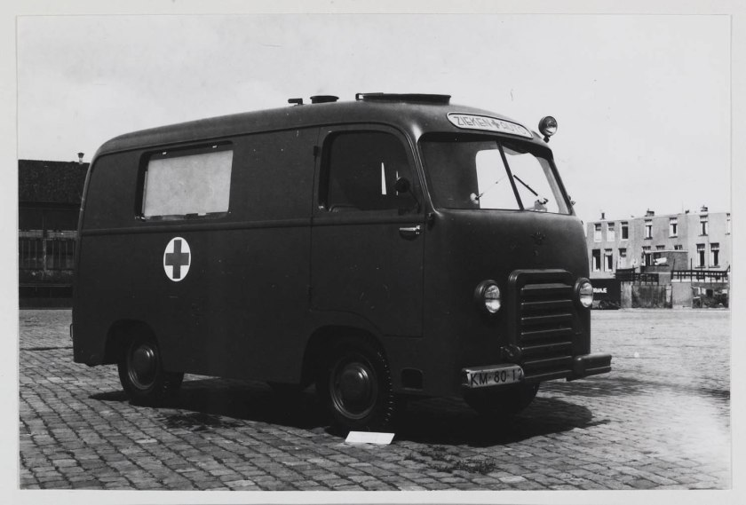 1950 DAF A10 Ambulance