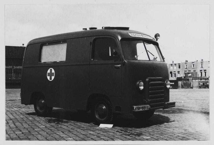 1950 DAF A10 Ambulance