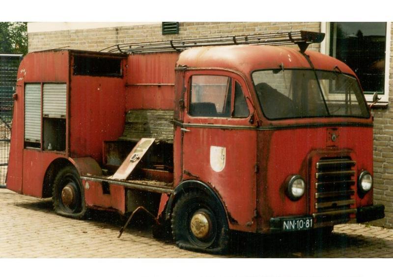 1950 DAF A10 Den Bosch