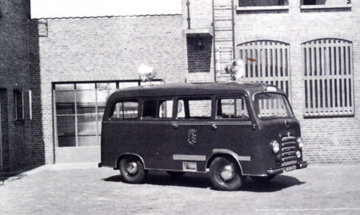 1950 DAF A10 Eindhoven
