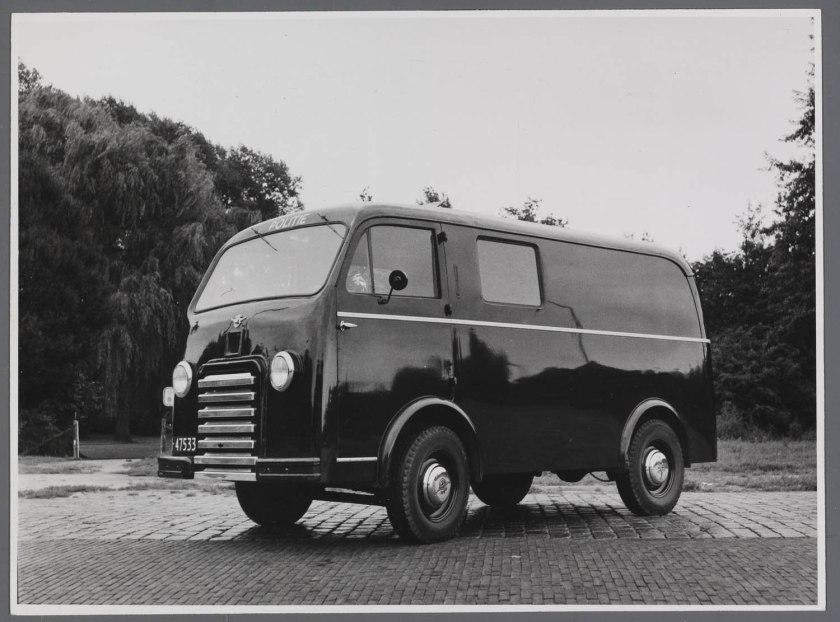 1950 DAF A10 Politie