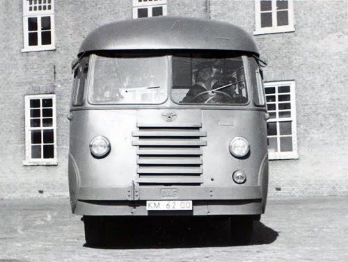 1950 DAF B-50  2