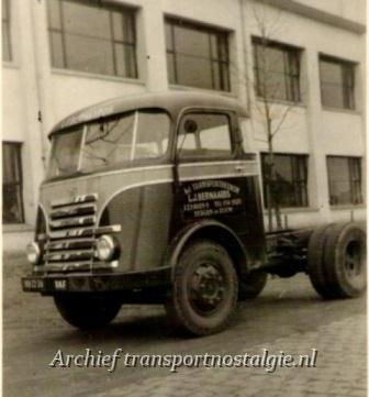1950 Daf Bernaards Bergum op Zoom
