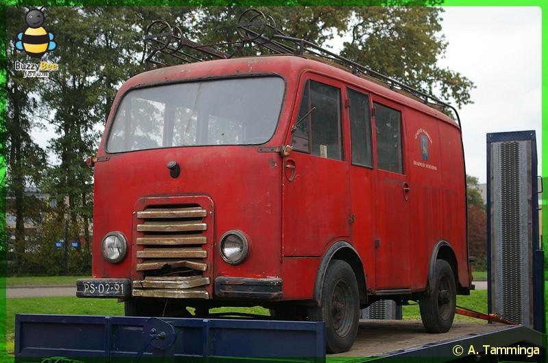 1950 DAF Bestel Brandweer