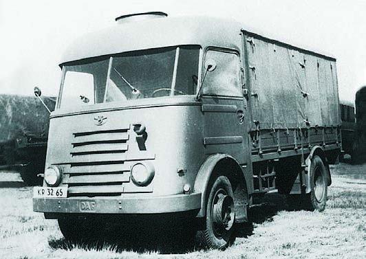 1950 DAF А30