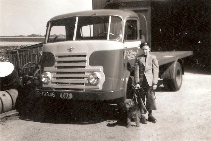 1950 DAF, fa. C.C. Faber B-19846A