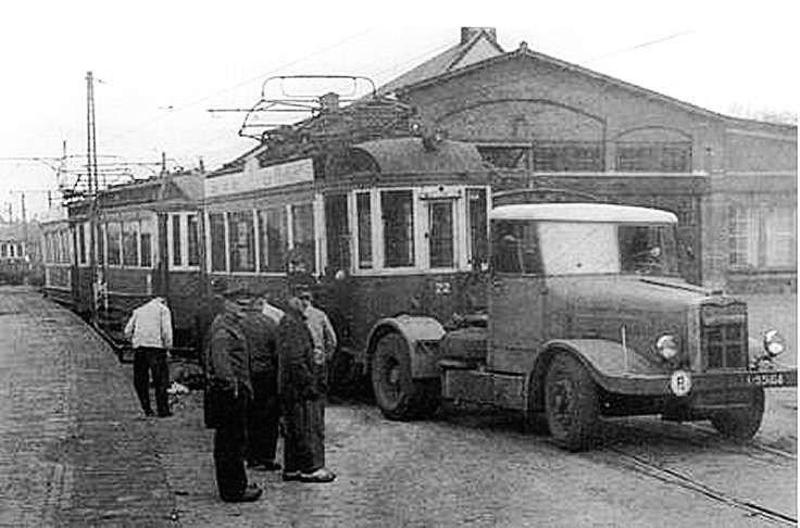 1950 DAF nbm-zeist