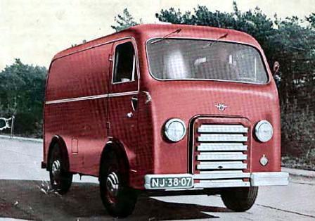 1950 DAF NJ-38-07